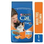 Alimento Para Gato CAT CHOW Deli Mix Bsa 1 Kg