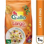 Arroz Largo Fino GALLO Versátil Paquete 1 Kg