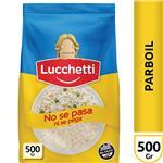 Arroz Largo Fino LUCCHETTI Parboil Paquete 500 Gr