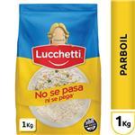 Arroz Largo Fino Lucchetti Parboil   Paquete 1 Kg