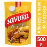 Mostaza SAVORA Original Pouch 500 Gr