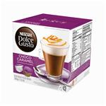 Café En Capsulas Nescafe  Dolce Gusto Caramel Chococino Caja 16 Unidades