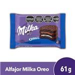 Alfajor Triple MILKA Oreo Torta Paquete 61 Gr 1 Unidad
