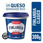 Queso Untable FINLANDIA Vitamina A/D Pot 300 Grm