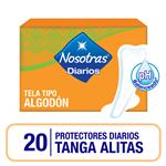 Protectores Diarios NOSOTRAS  Tanga   20 Unidades