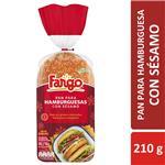 Pan Para Hamburguesa FARGO Bsa 210 Grm