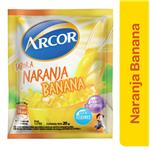Jugo En Polvo Arcor Naranja Banana   Sobre 20 Gr