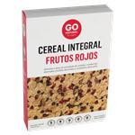 Cereal GO NATURAL Integral Frutos Rojos Cja 270 Grm