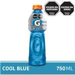 Bebida Isotónica GATORADE Cool Blue   Botella 750 Cc