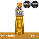 Bebida Isotónica GATORADE Manzana   Botella 750 Cc