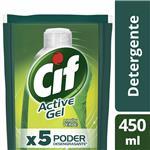 Lavavajillas CIF Limon Verde Doy 450 Ml