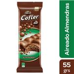 Chocolate COFLER Air Almendras Tab 55 Grm