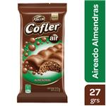 Chocolate COFLER Air Almendras Tab 27 Grm