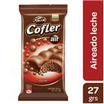 Chocolate COFLER Air/Lec Tab 27 Grm