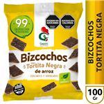 Bizcocho Dulces Gallo Snack Tortita Negra Bsa 100 Grm