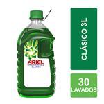 Jabón Liquido ARIEL Limpieza Impecable Botella 3 L
