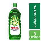 Jabón Liquido ARIEL Limpieza Impecable    Botella 800 Cc