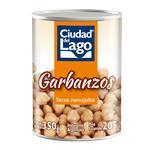 Garbanzos CIUDAD DEL LAGO Lata 350 Gr