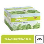 Té Tilo TARAGUI     Caja 50 Saquitos