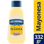 Mayonesa HELLMANNS Clásica Pouch 332 Gr