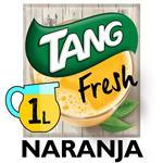 Jugo En Polvo TANG FRESH Naranja  Fresh Sobre 25 Gr