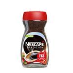 Café Soluble Nescafe  Clásico Frasco 170 Gr