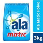 Jabón En Polvo ALA  Matic  Paquete 3 Kg