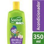 Acondicionador SUAVE Niños  Manzanilla Talentosa Botella 350 ML