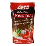 Salsa Pomarola Coto  Pouch 340 Gr