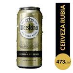 Cerveza Pilsener Warsteiner Lata 473 CC