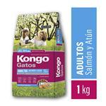 Alimento Para Gatos KONGO Adultos Salm Y Atun Bsa 1 Kgm