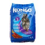 Alimento Para Perro KONGO Edad Avanzada Bsa 2.7 Kgm