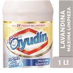 Lavandina Liquida AYUDÍN    Espuma Multi Acción Botella 1 L