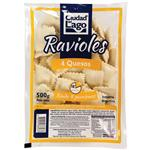 Ravioles CIUDAD DEL LAGO 4 Quesos Bli 500 Grm