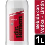 Americano DR. LEMON Con Vodka Botella 1 L