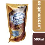 Lustra Muebles ECOVITA Citrico Doy Pack 500 Ml
