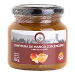 Confitura Mango Con Jengibre SAN GIORGIO   Frasco 220 Gr