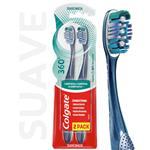 Cepillo Dental COLGATE 360 Blister 2 Unidades