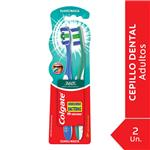 Cepillo Dental COLGATE 360 Blister 2 Unidades