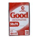 Bolsas De Residuos GOOD 50x70 Bsa 10 Uni