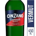 Vermouth Cinzano Bianco Botella 450 CC