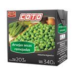 Arveja  Coto Remojadas Lata 340 Gr