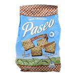 Galletitas Crackers PASEO Mix De Cereales Paq 300 Grm