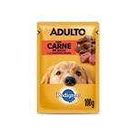 Alimento Para Perro PEDIGREE Adulto Carne Pou 100 Grm