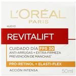 Crema Facial Anti Arrugas+E LOREAL Cja 50 Ml