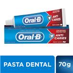 Crema Dental ORAL B 1-2-3   Pomo 70 Gr