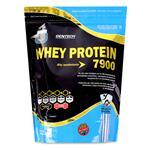 Whey Protein Gen Tech Frutilla  Paquete 500 Gr
