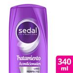 Acondicionador SEDAL Liso Perfecto Botella 340 ML