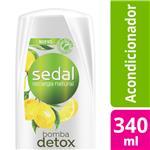 Acondicionador SEDAL  Pureza Refrescante Botella 340 ML
