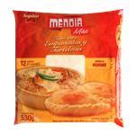 Tapa Empan/Tartele . MENDIA X12 530 Grm